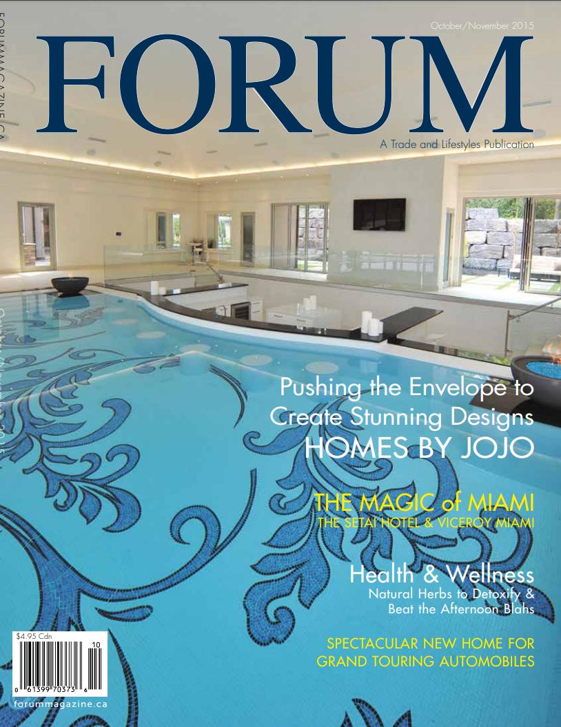 Forum Magazine Cover
