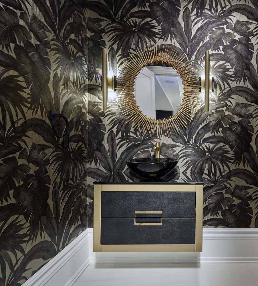 Custom bathroom by Basal