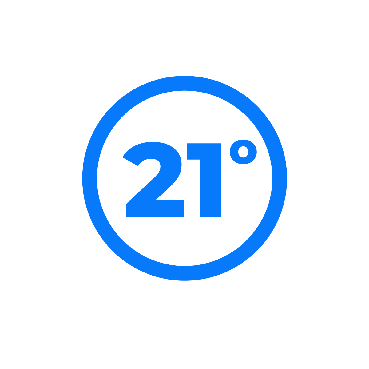 Smart Thermostat Icon