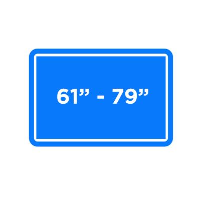 "61""-79"" TV Icon"