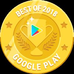 google play award for troveskin