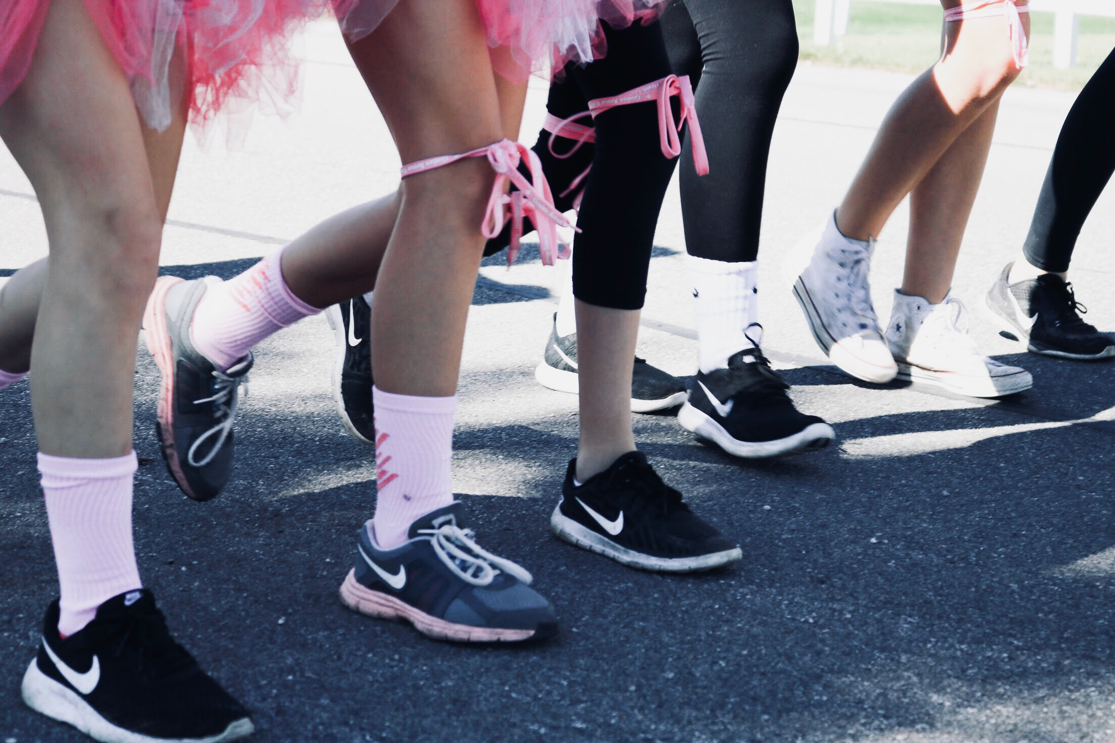 marathon for cancer related charity organisation