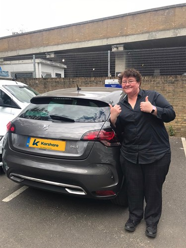 How a community donated car helped London's community nurses