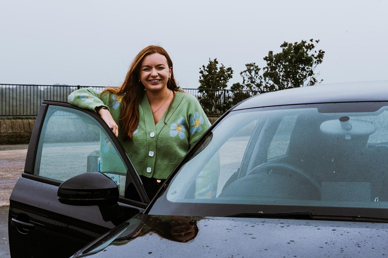 Case study: Lisa Smith earns £200 a month through car sharing