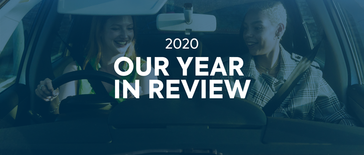 2020: Our year in review