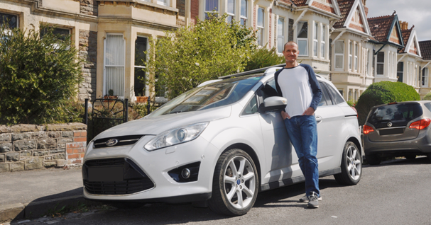 Case study: How car sharing made Ian rethink his own car usage