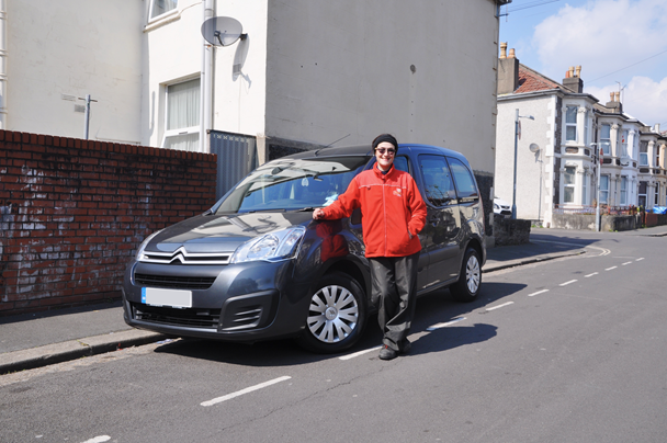 Case study: How Hilary turned her Citroen into a community car