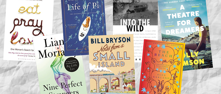 7 books to satisfy your travel bug
