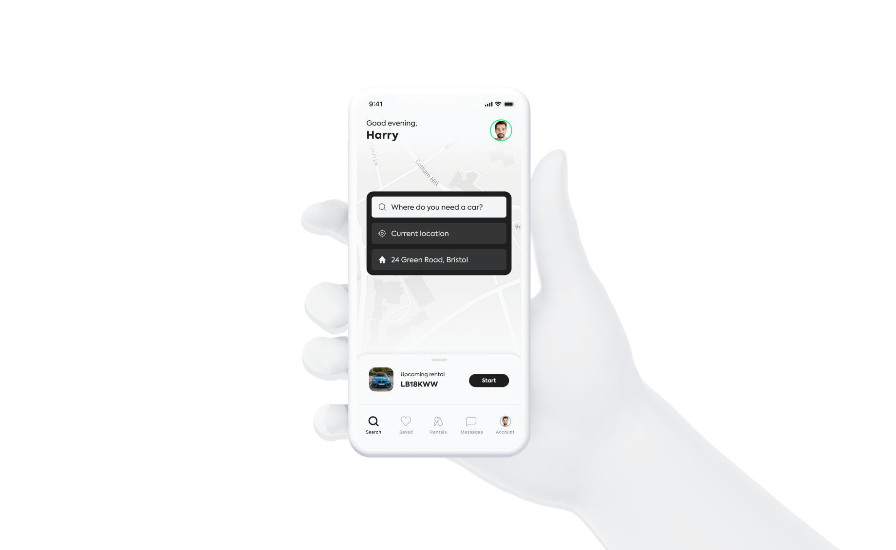 Karshare a peer-to-peer car sharing app for car rentals and car sharing
