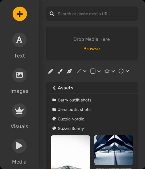 assets tools