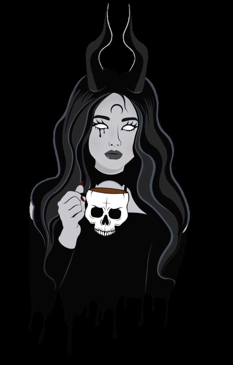 coffee break girl