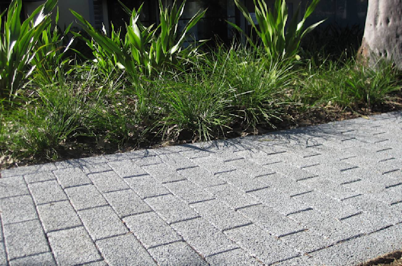 What is permeable pavement?