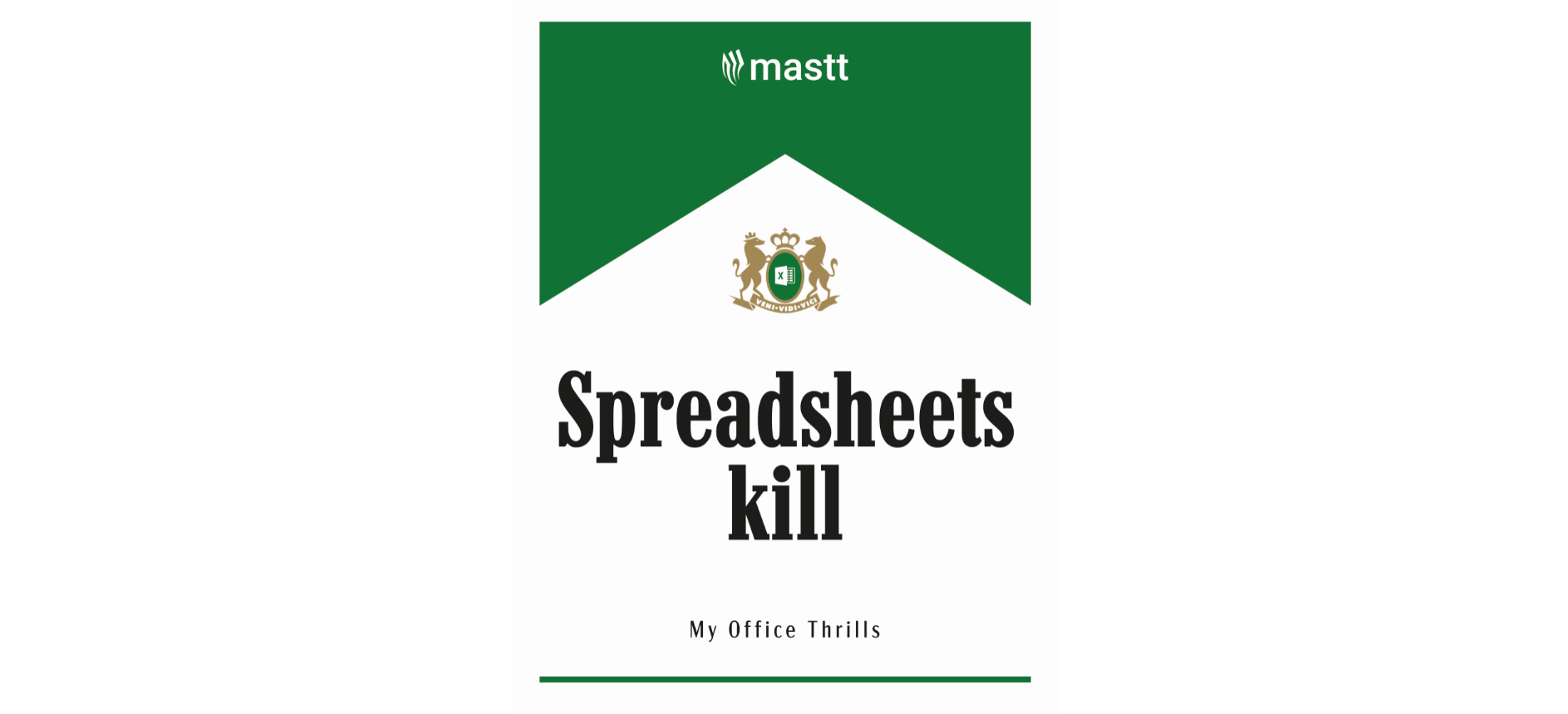 Spreadsheets are putting your Project and Portfolio Management at Risk