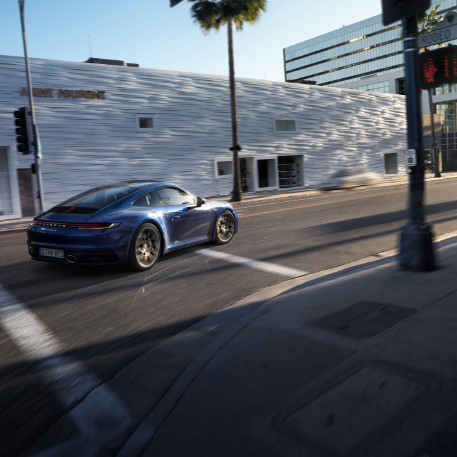 Porsche Affinity Campaign Project Tile Image