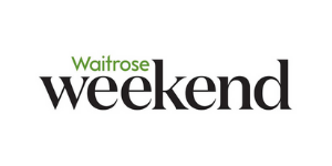 Postcards from Midlife recommended by waitrose weekend logo