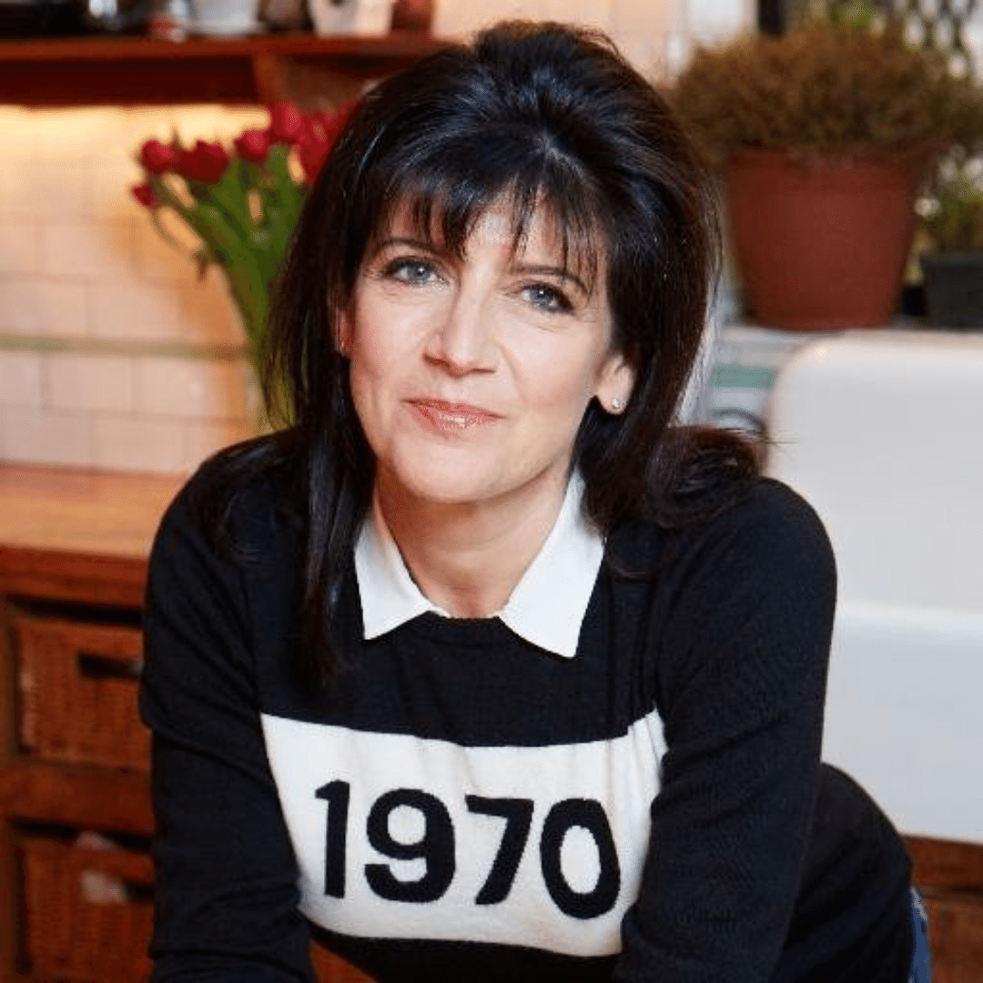 Comic relief special with Emma Freud (& Richard Curtis!)