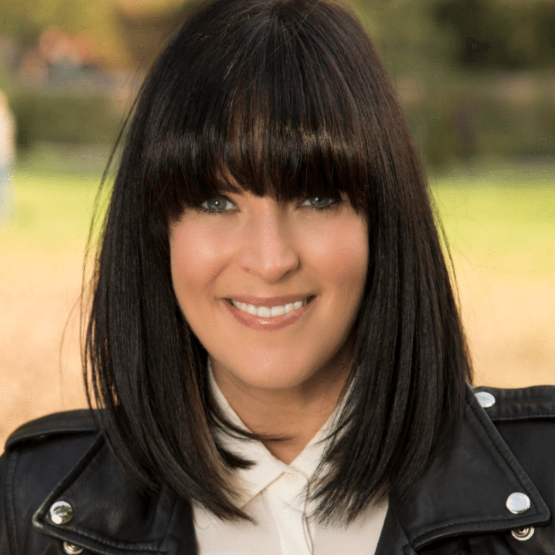 Life changes to make now: TV's Anna Richardson's happiness reset
