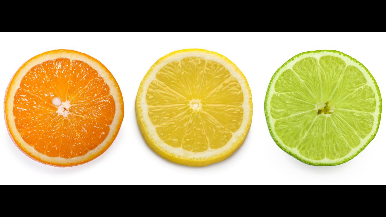 3 Original Citrus Fruits