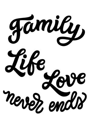 family life love - graphene radiator image