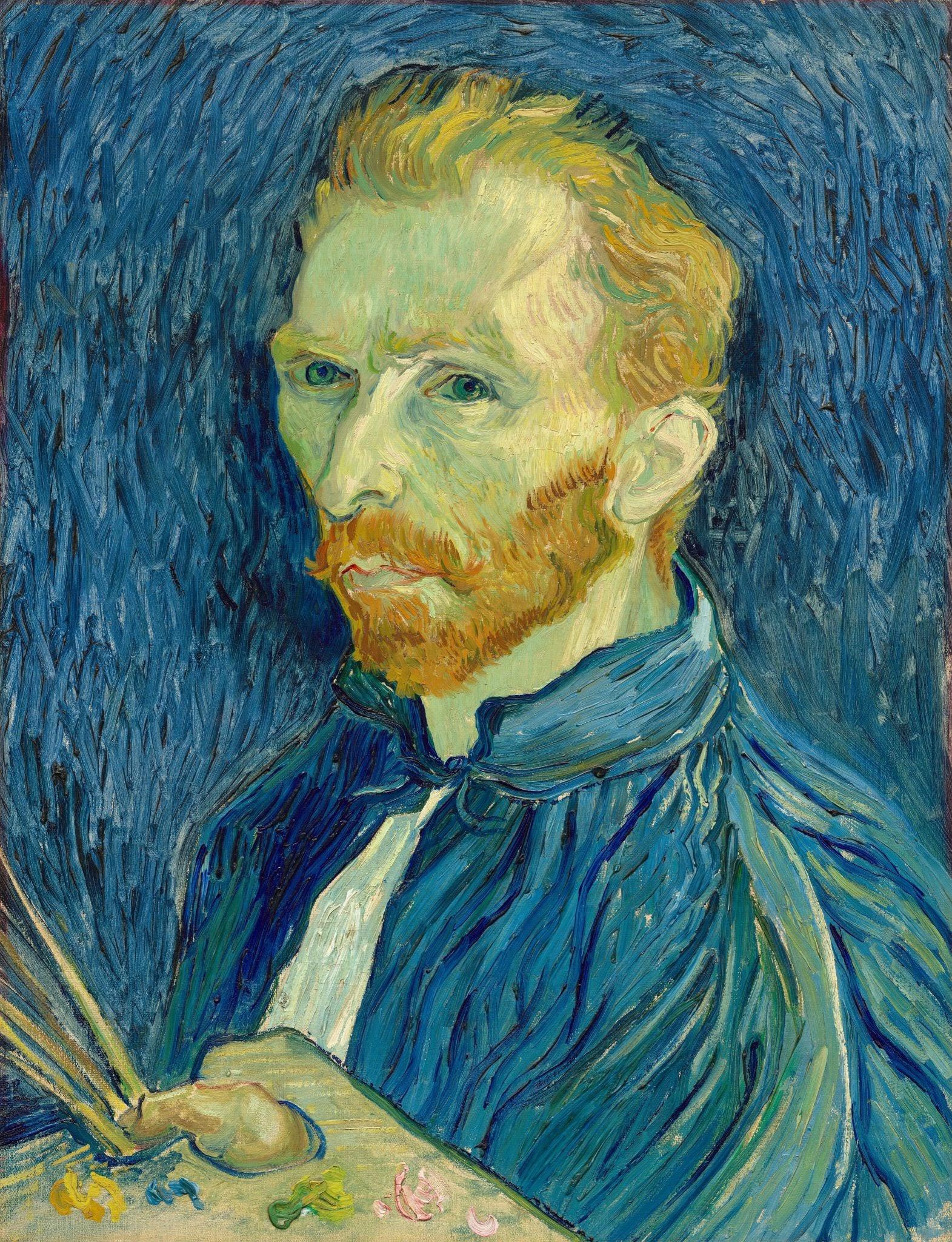 Vincent Van Gogh NFTEA original