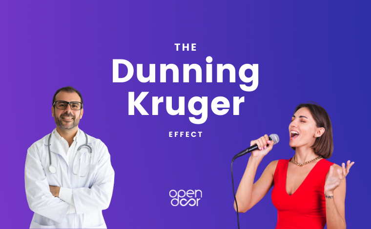Are you as good as you think? The Duning Kruger Effect