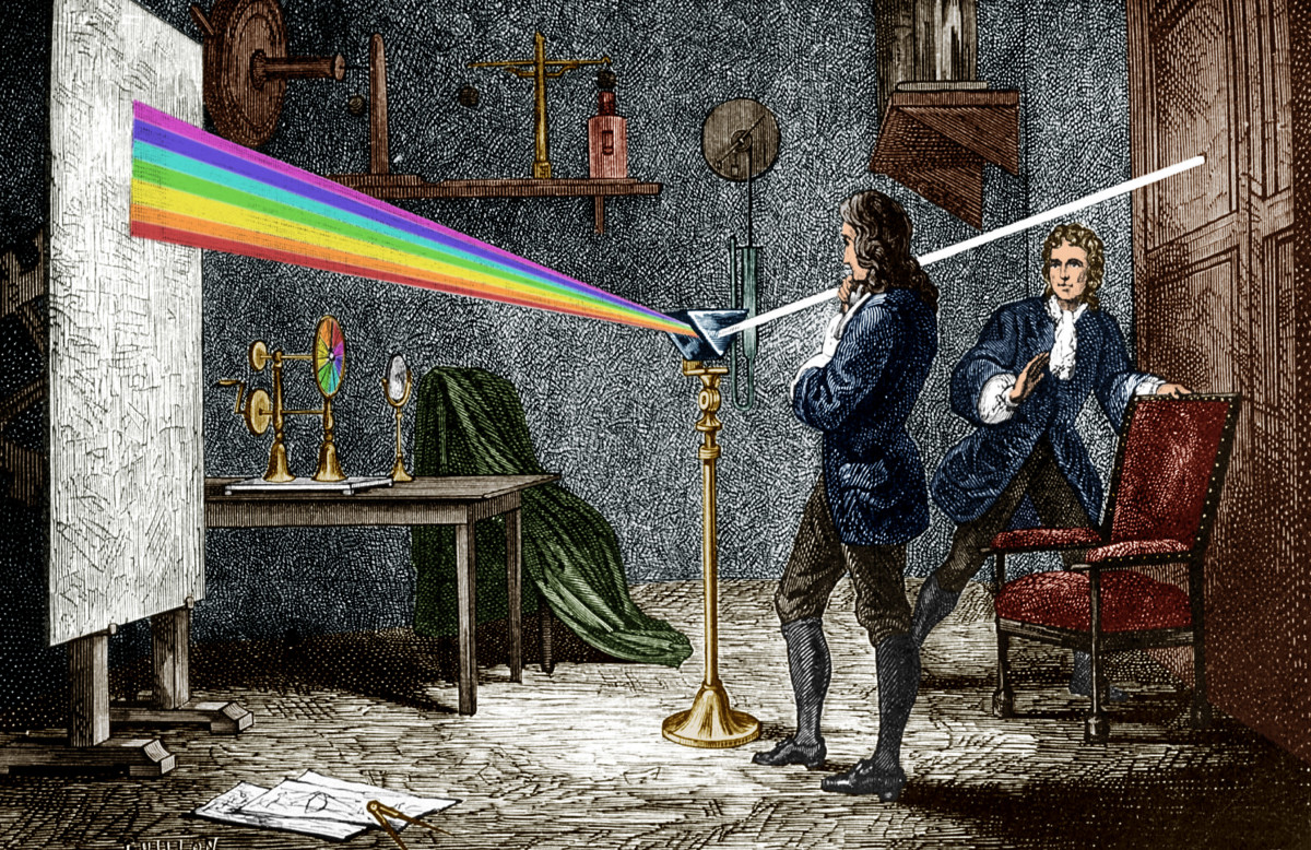 The importance of silent thinking (and the story of Isaac Newton)