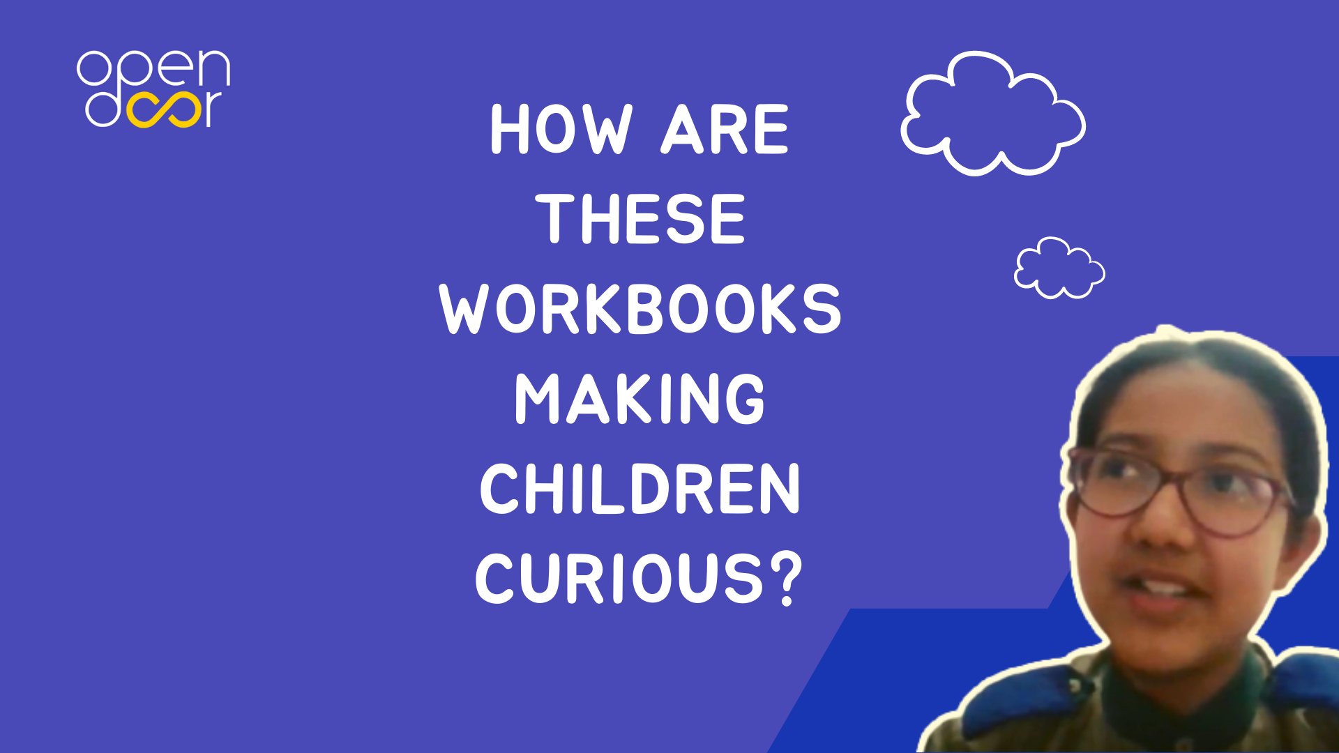 How one book is making children excited about Science and Math at this school?
