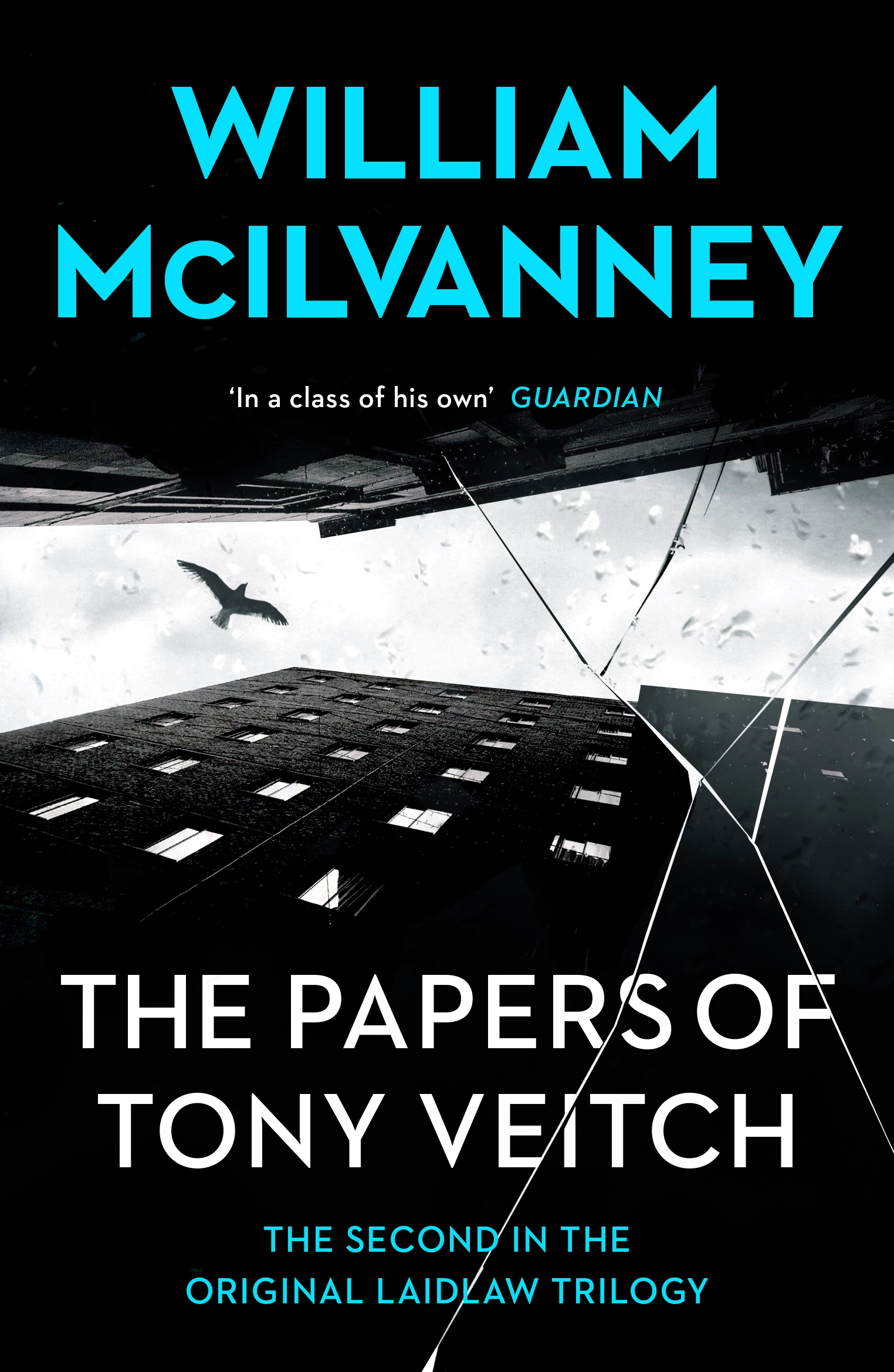 The Papers of Tony Veitch by William McIlvanney paperback cover
