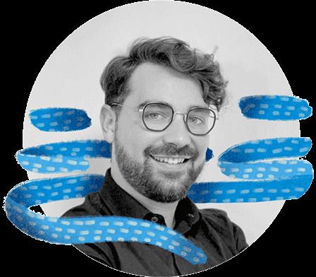 Paul Monnet freelance SEO SMM et formateur à la Briqueterie