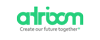 Logo d'atrioom entreprise ayant fait la formation prospection B2B de la Briqueterie