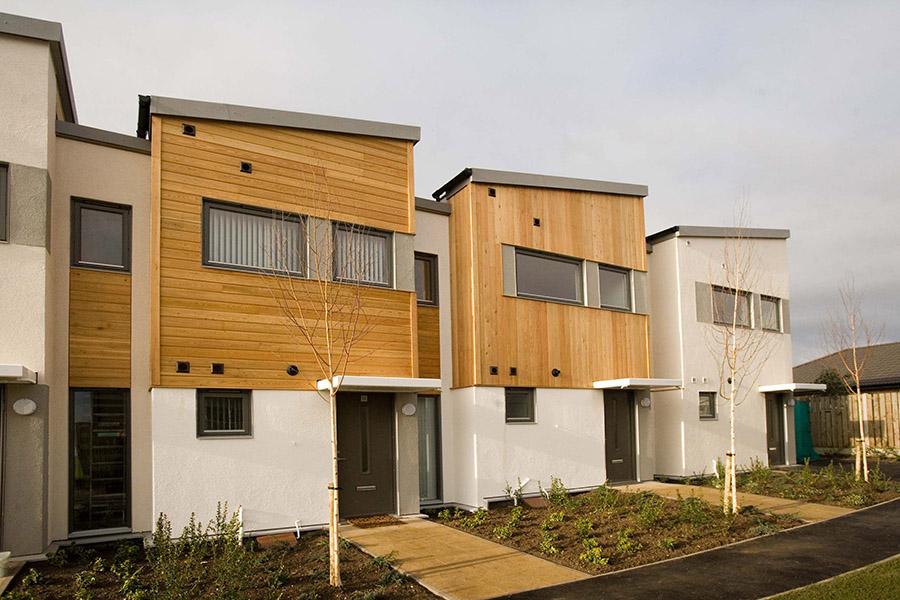 Arrevol Arquitectos: Boklok y Building Blocks: Las viviendas baratas, de  calidad, de rápida construcción e industrializadas de IKEA
