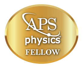 Our co-founder Gil Travish has been named a Fellow of the American Physical Society