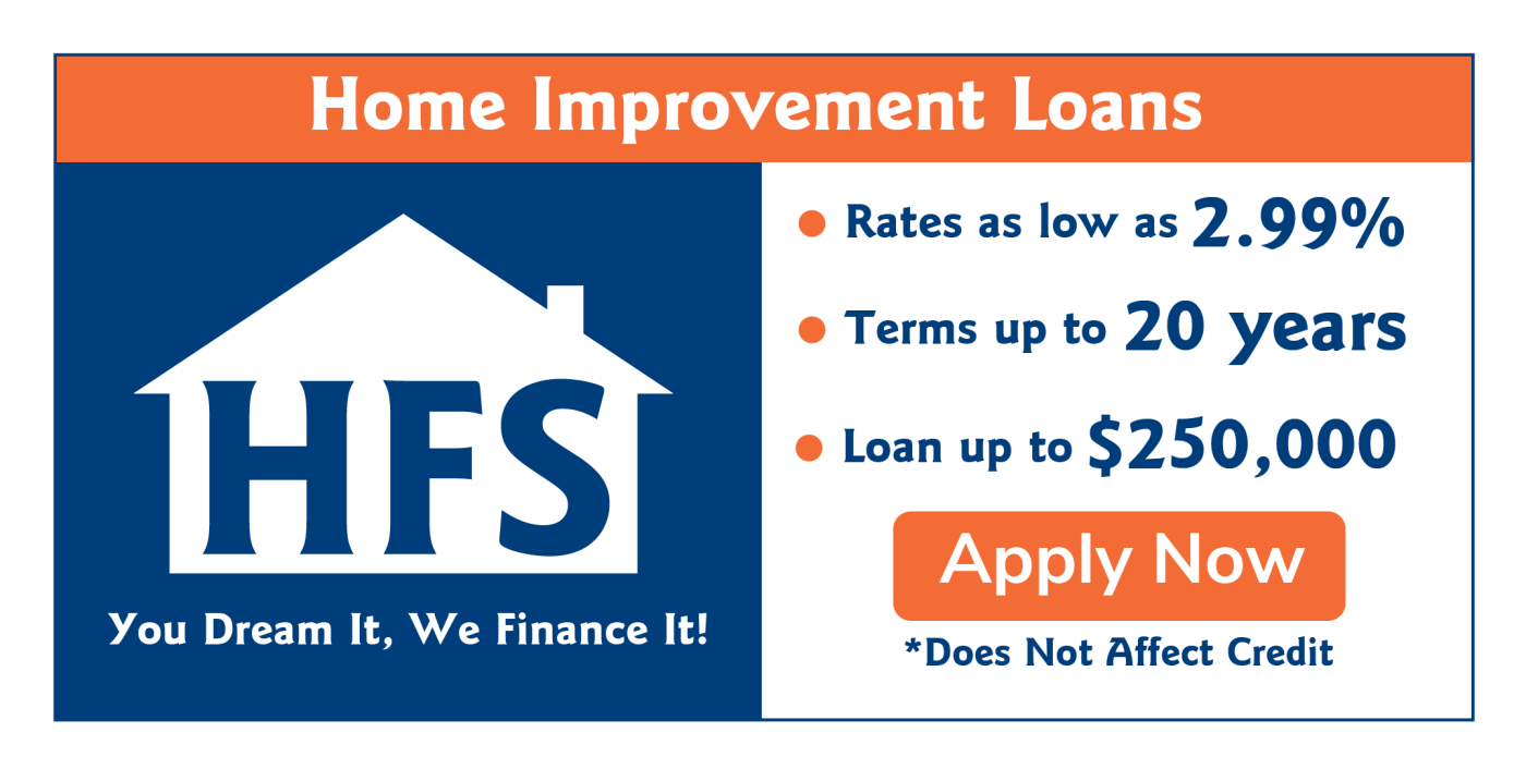 HFS - Home Improvement Loads - Apply Now