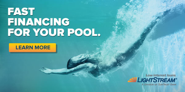 Light Stream - Fast financing for your pool, Learn more