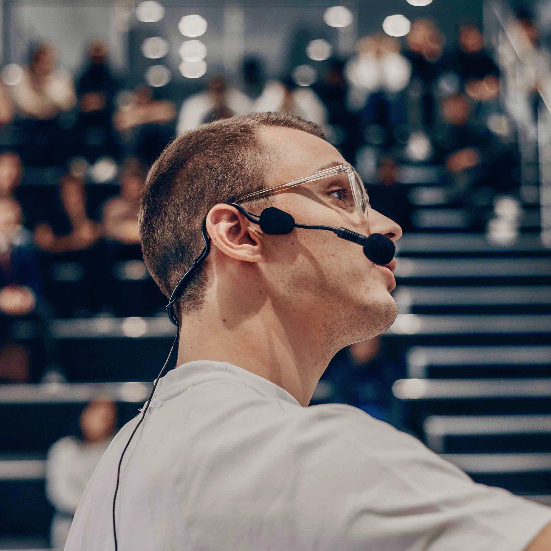 Julian Paul Profile Image.
