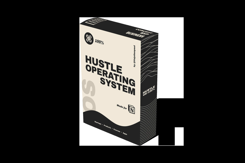 Box Design of HUSTLE OS
