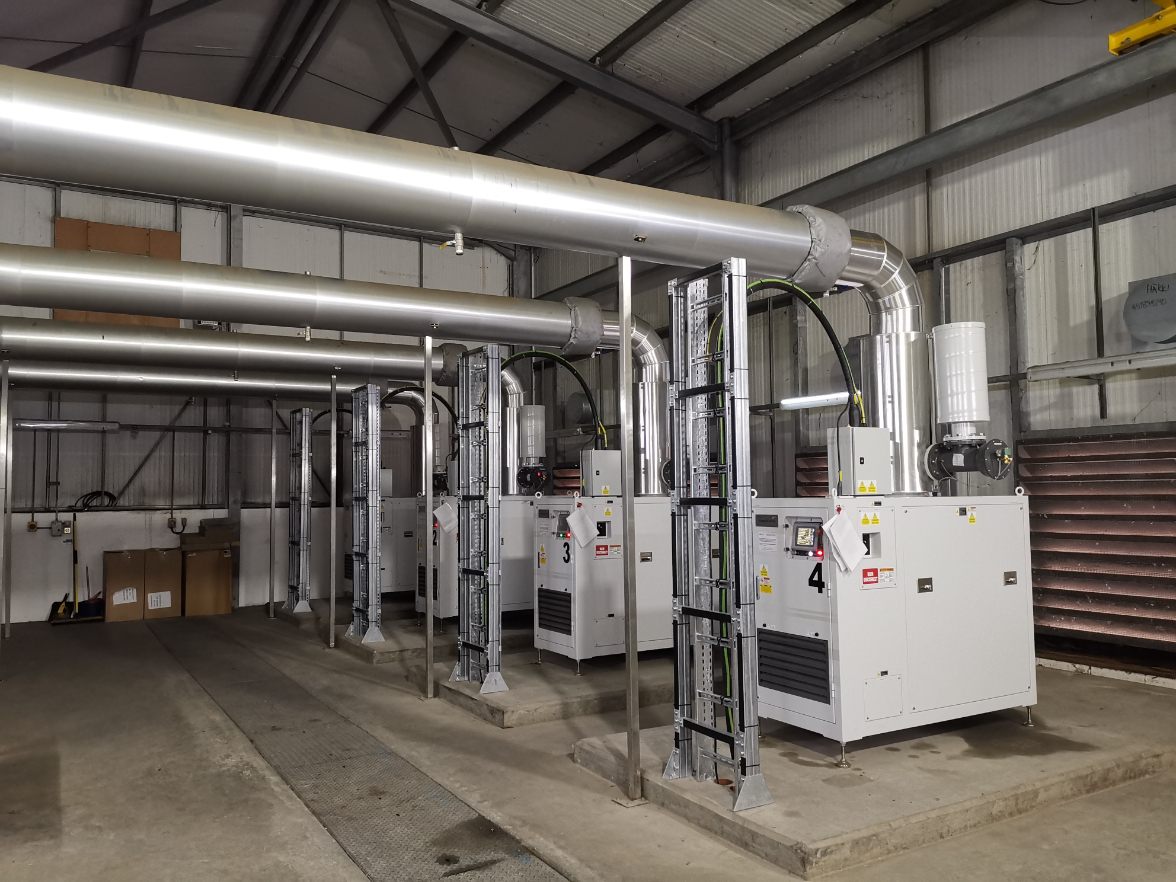 Air Technology - Blower Replacement CDM Project