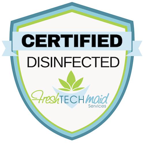Certified Disifected