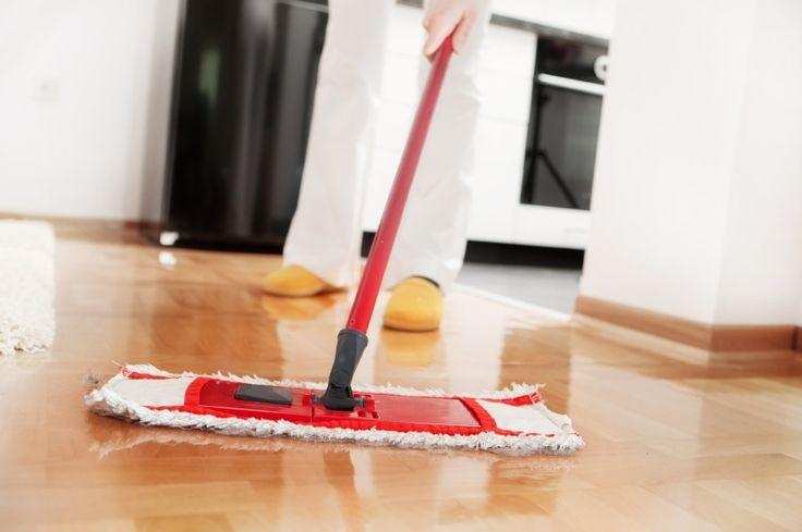 Learn The Proper Way To Mop Floors