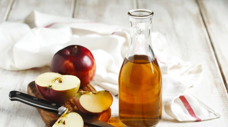 Apple Cider Vinegar used in the Home