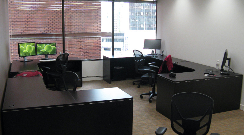 Midgard Consulting first office