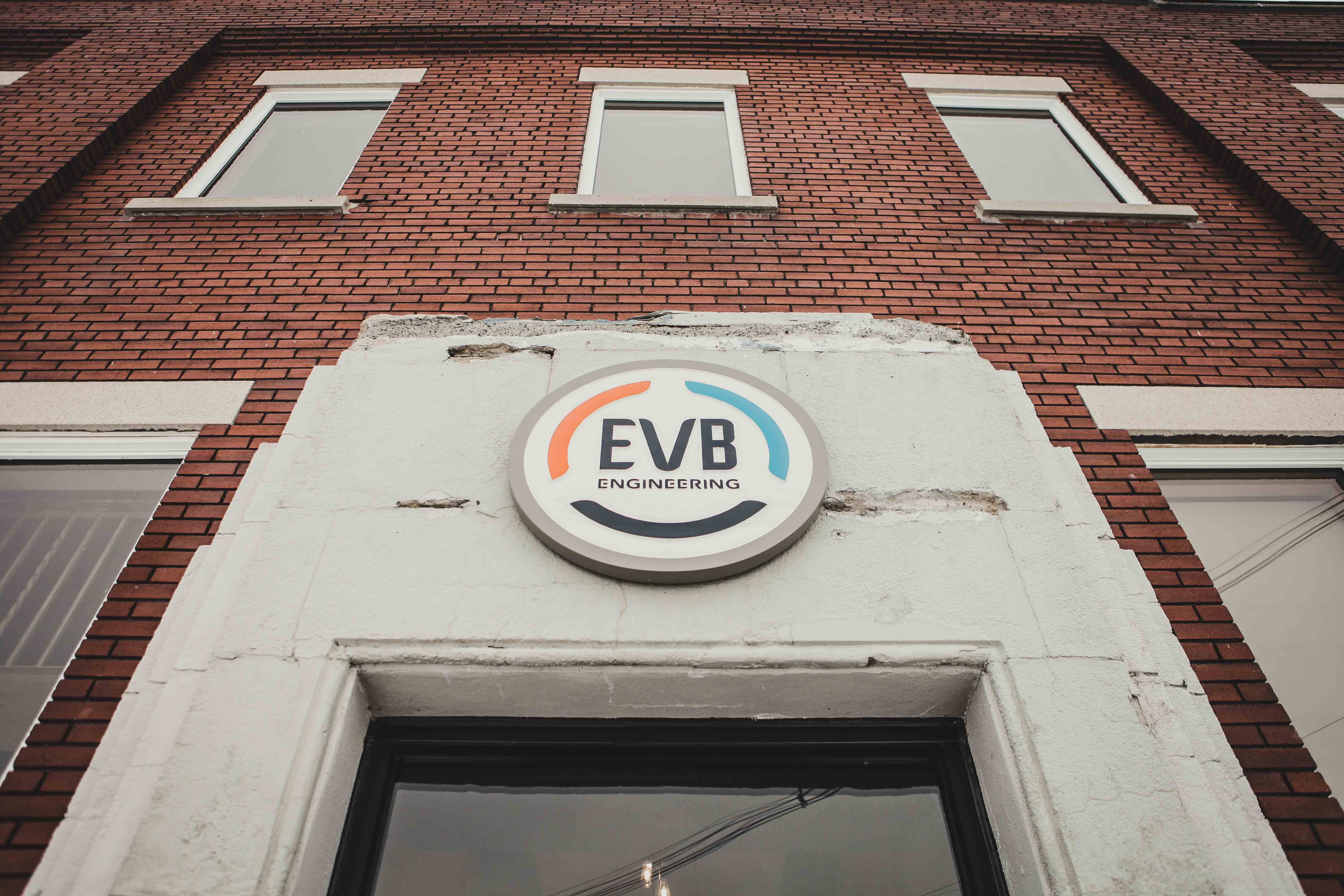 EVB Engineering Office Building