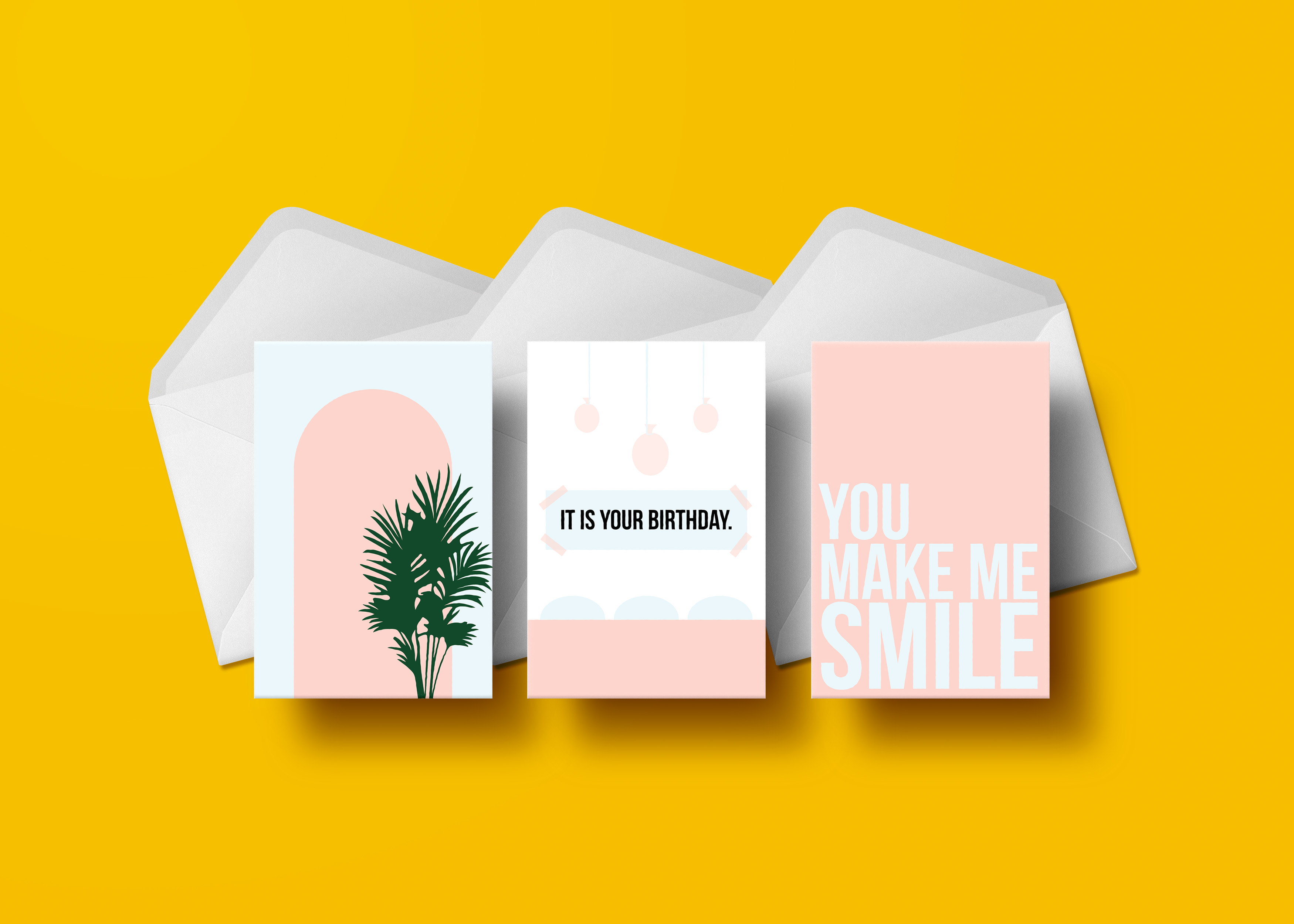 Check-in with your remote colleagues by sending them a playful greeting card just because. This pack helps you stay connected the good old-fashioned way- snail mail. Oh, and if you're a fan of The Office, we hope you'll find humour in the birthday greeting! All cards are blank inside so you can write your own sentiment and words of encouragement. 3 card assortment per pack.