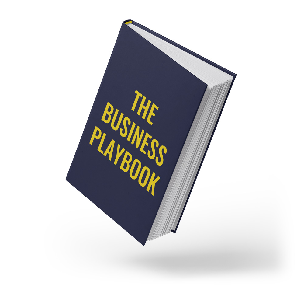 The Business Playbook coming soon