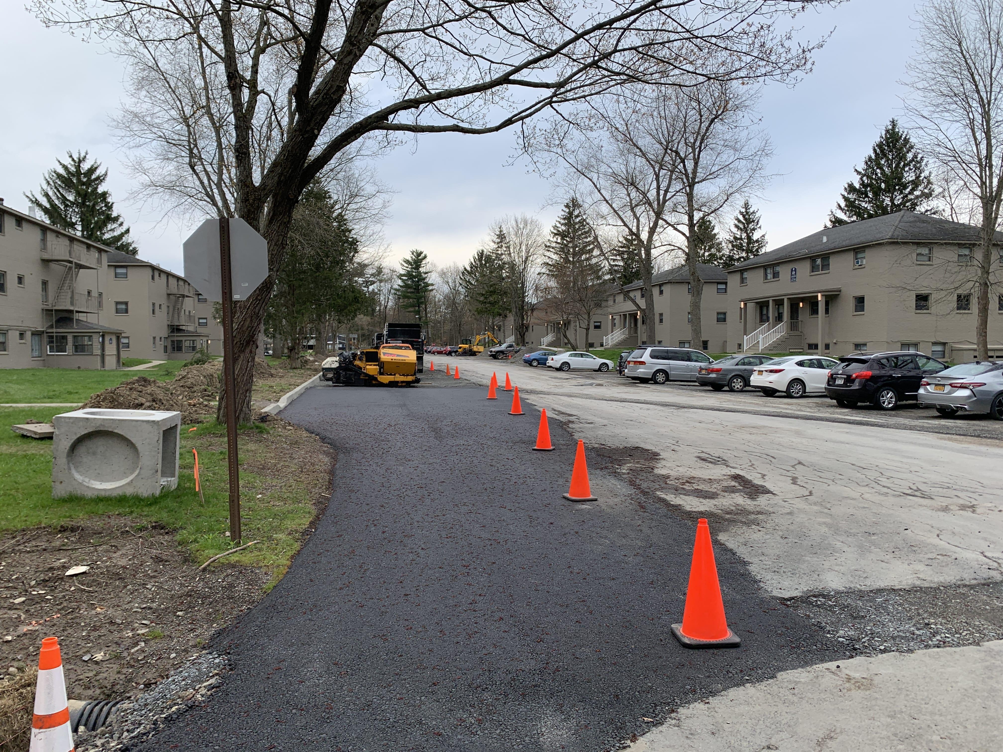 Winston Court Site Improvements