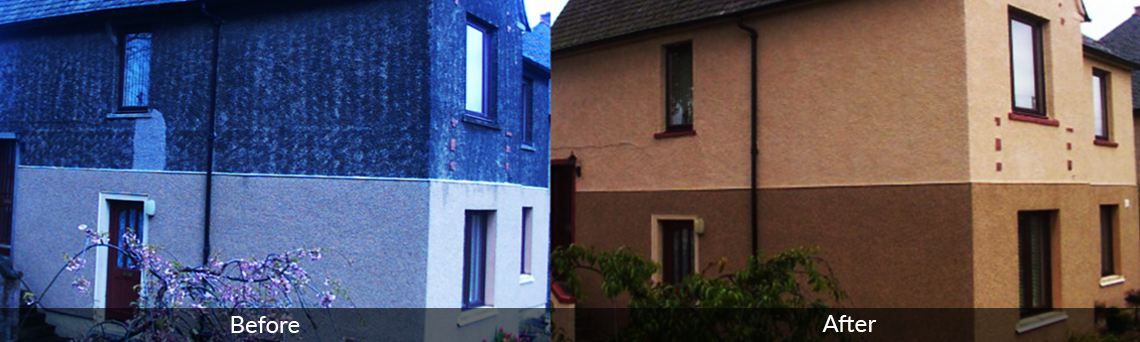 Alternative to Roughcast and Render