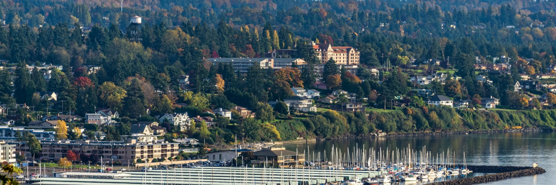 Area city view.