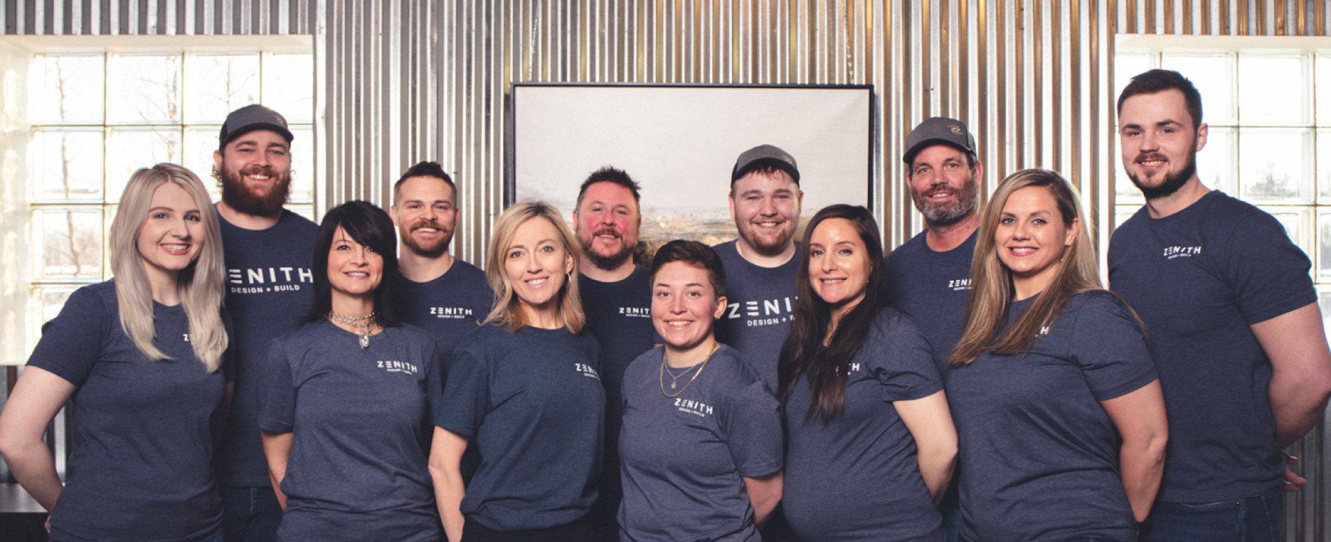 Zenith Design+Build Team.