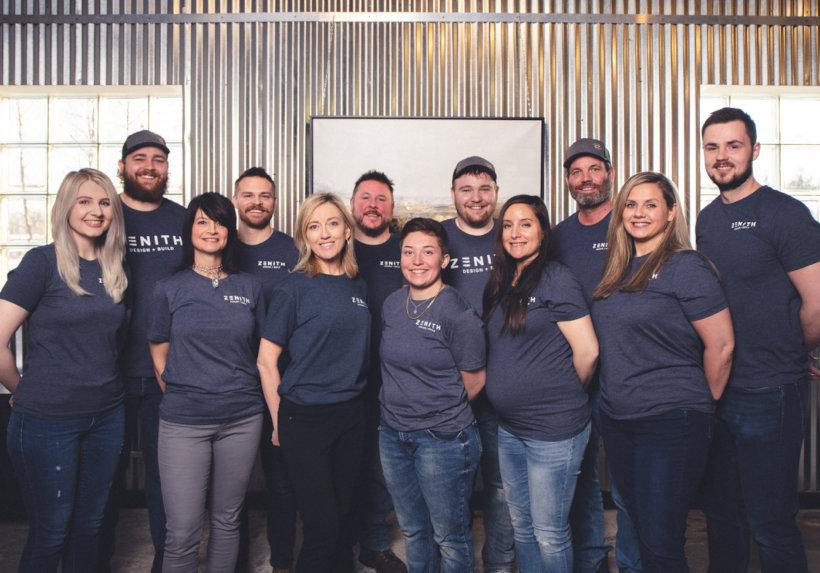 We're a Full Service Design + Build Company