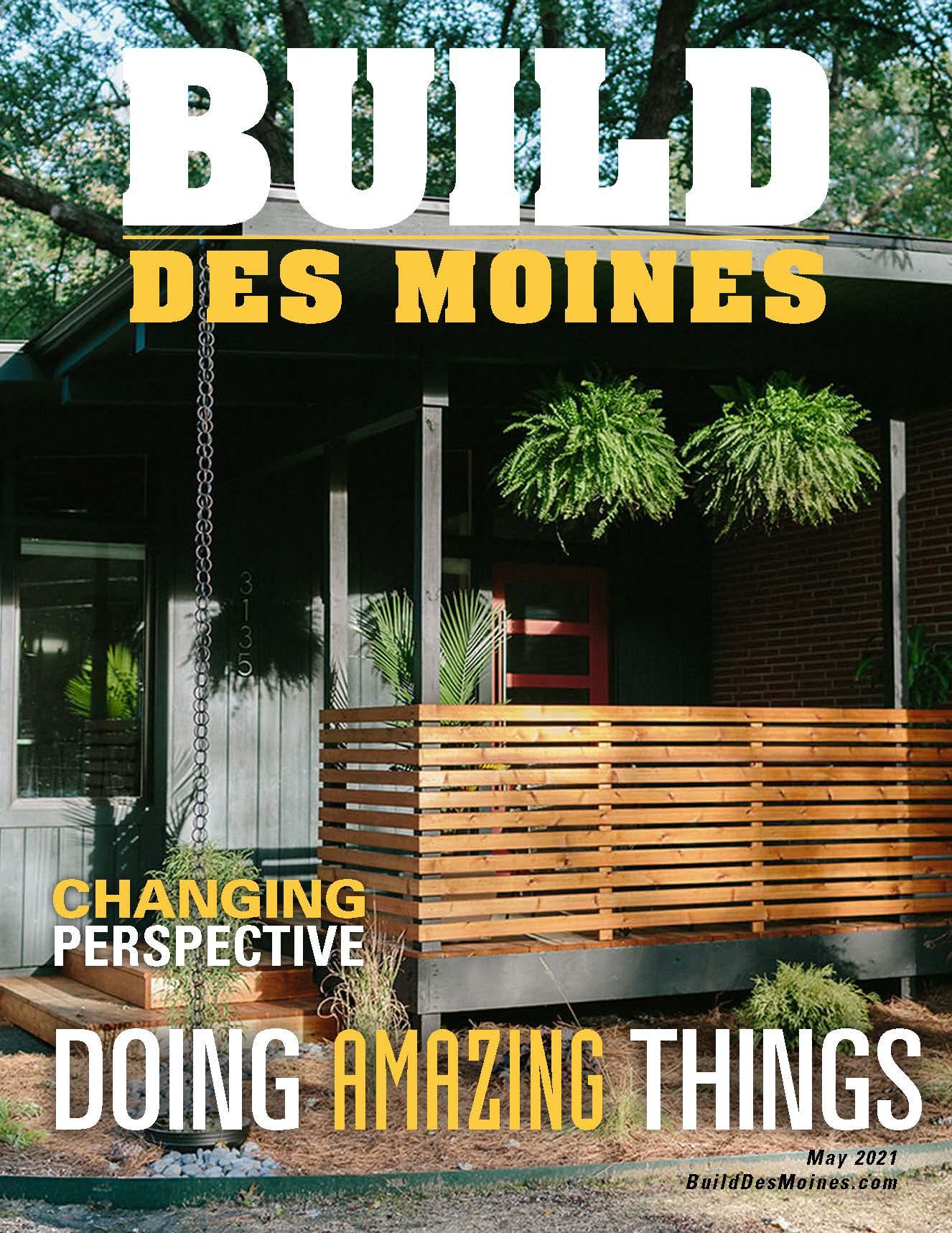 Build Des Moines Magazine.